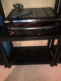 Sony STR-DE845 AM/FM/AV Surround Sound Receiver Manassas, 20110