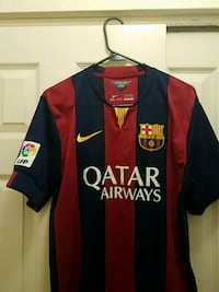 Authentic FC Barcelona Jersey  Aspen Hill, 20906