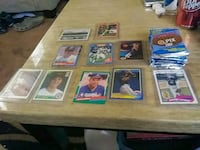 assorted baseball trading card collection Mansfield, 44903
