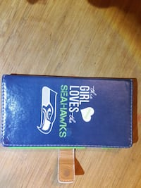 Seahawk Cell Phone Cover/ Wallet