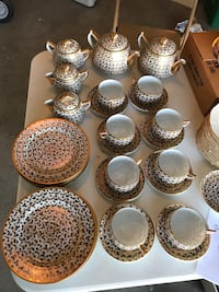 Antique China set , lots of extra peices Omaha, 68142