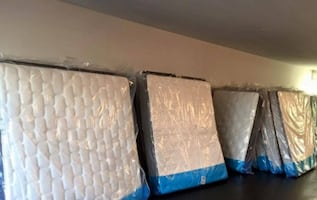 Mattress Brand New In Plastic
