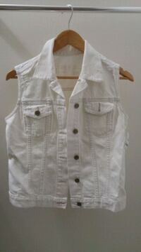 GAP Womens Denim Vest