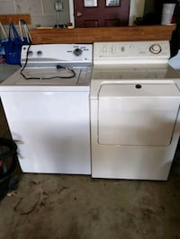 Washer and Dryer Atwater, 44201