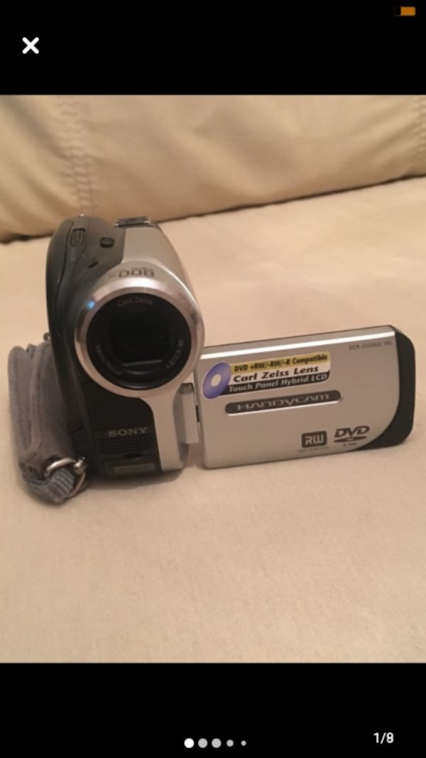 Sony Handycam Video Kamera 0