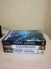 Oyun Ustası Set 3 Kitap - James Dashner  Piri Reis Mahallesi, 35280