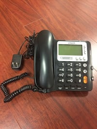 V-Tech Corded Telephone with Answering Machine