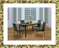 Table with 4 chairs free delivery Prince George's County
