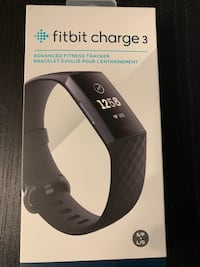 Fitbit 3 charge brand new Markham, L3T 6V9