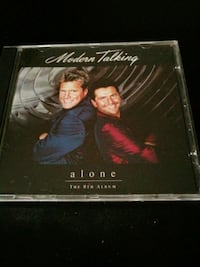 Modern Talking, Alone The Best.  Alpedrete, 28430