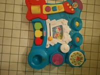 Playschool educational musical learning toy