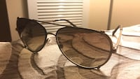 Black framed ray-ban aviator sunglasses Denver, 80204