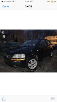 Chevrolet - Aveo - 2006 Wilmington