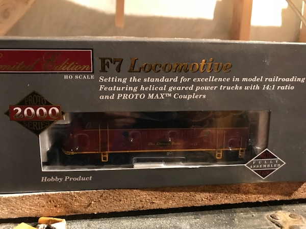 Used Model trains (all scales) for sale in Pacheco - letgo