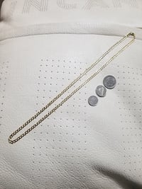 10k Yellow Gold Curb Chain (4mm) Burnaby