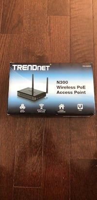 TRENDnet N300 Wireless PoE Access Point Fairfax, 22032