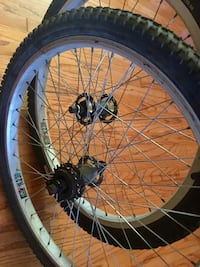 Old bmx redline 24 wheels  Fremont, 94555