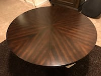 $80 Coffee Table with Chairs