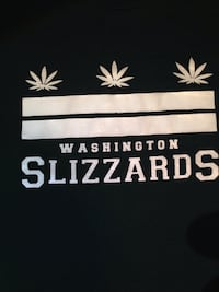 Washington Slizzards Tee