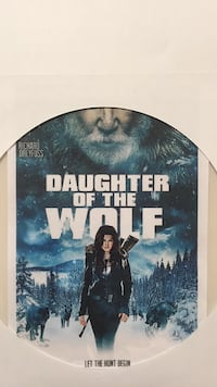 DVD Daughter Of The Wolf Philadelphia, 19153