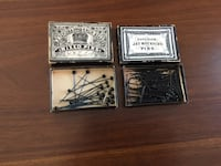 Two Boxes of Mourning Pins Markham, L3T 3L4