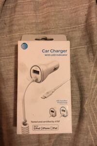 Car charger - Made for : ipod  ipad  iphone