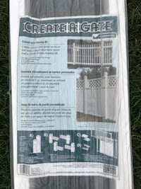 Brand new Create a Gate plastic pack Chicago, 60656
