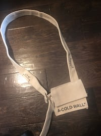 A-Cold-Wall Belt Bag Whitby, L1R 0L6