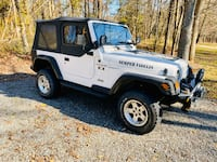 2002 Jeep Wrangler X:Off-Road Ready  Hopewell Junction