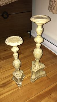 decor (candle holders)