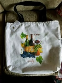 Wine Tote with accessories Manchester