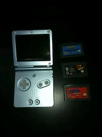 Gameboy Advanced SP Edmonton, T6H 1P7