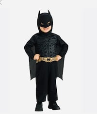 4-5 year old  Batman costume Leesburg, 20175