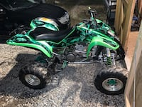 400 kfx after market exhaust , after market bar in front and back , graphics kit . $3000 or best offer  North East, 21901