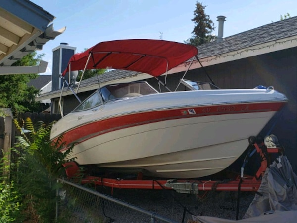 Very nice 2004 Four Winns Freedom 180 boat,trailer
