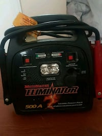 Motomaster eliminator 500A mobile power pack