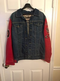 Men's Robins jeans jacket  28 mi