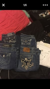 Name brand jeans  Bakersfield, 93313