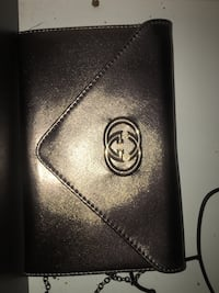 black leather Michael Kors wristlet North Las Vegas, 89032