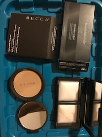 black Becca make up palette