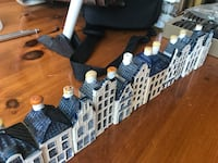 KLM Collectable BOLS Houses- $10 EACH