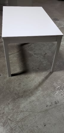 White Multi-use Table/Desk