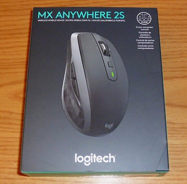 Logitech MX Anywhere 2S new in box unopened