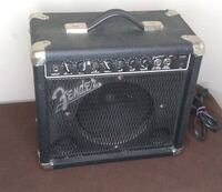"""Fender Frontman Model Pr-241 Electric Guitar Amplifier Excellent Condition!  Specs: • 15W • 6.5"""" speaker • 3-band master EQ • 2 channels • 13""""W x 12""""H x 7""""D  VIEW MY OTHER ADS!!! Toronto"""