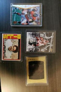 Football Cards, Collectors Minneapolis