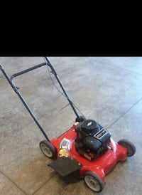 4.5 HP MTD push mower Ashville, 43103