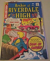 1974 Archie at Riverdale high #20 Jacksonville, 32207