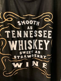 Tennessee Whiskey tank  Sand Springs, 74063