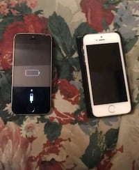 iPhone 5s White and Black London, N6E 3S3