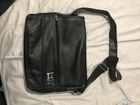 Rip Curl leather laptop bag  Coquitlam, V3K 7C1